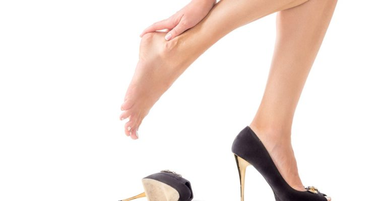 Shoes For Heel Pain: Helpful?