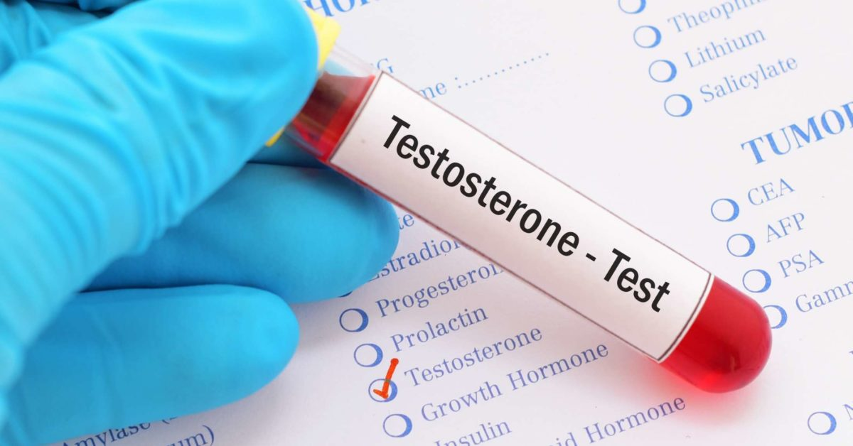 What are androgen and testosterone?